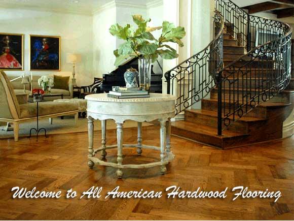 Raleigh Hardwood Floors All American
