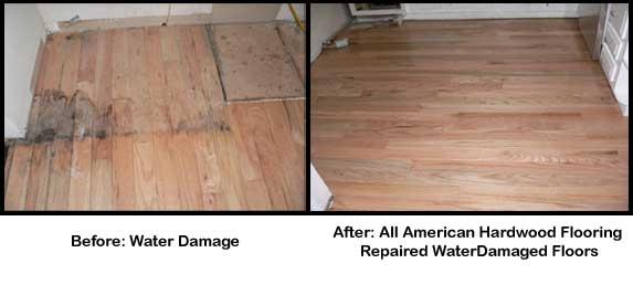 Hardwood Floor Repair Raleigh